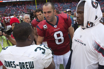 Is Maurice Jones-Drew's Super Bowl expectation with Matt Schaub realistic?