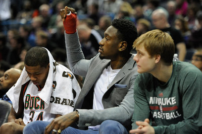 Larry Sanders comments on marijuana suspension: