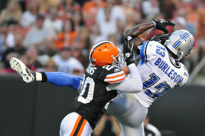 Nate Burleson agrees to deal with Browns