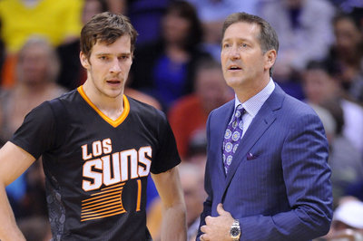 Phoenix Suns Goran Dragic about to join exclusive 20/50/40 club alongside his coach