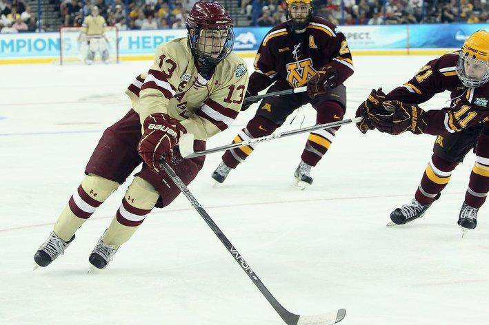 NCAA: 2014 Frozen Four - How To Knock Off Boston College