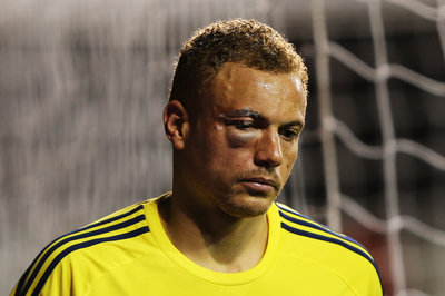 Is Wes Brown Finally Finished?