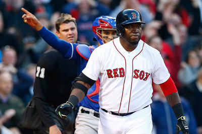 Red Sox 4, Rangers 2: David Ortiz reminds us who the Red Sox are