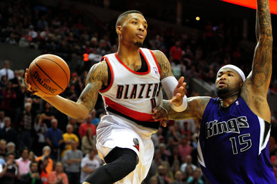 Portland Trail Blazers vs. Sacramento Kings: Dorell Wright Three Carries Blazers to Victory