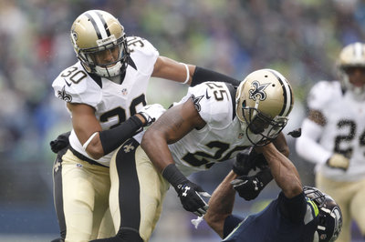 Saints News, 4/10/14: Rafael Bush Wins Appeal On $21K Fine