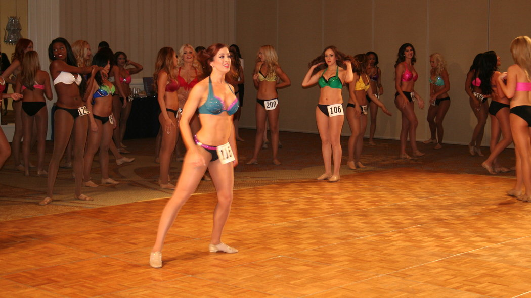 Charger Girls Auditions Meet The Finalists Bolts From