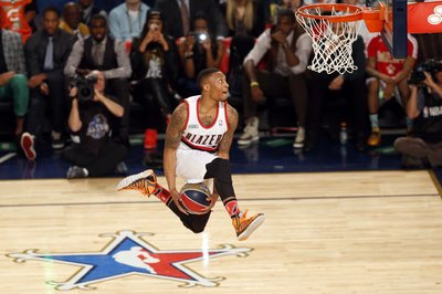Adidas Announces Contract Extension For Blazers G Damian Lillard