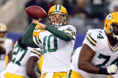 NFL Free Agency 2014: QBs Matt Flynn, Josh Freeman visiting Giants today