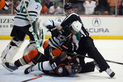 2014 NHL Playoffs Film Review: Anaheim Ducks Beating Dallas Stars Goaltender Kari Lehtonen High