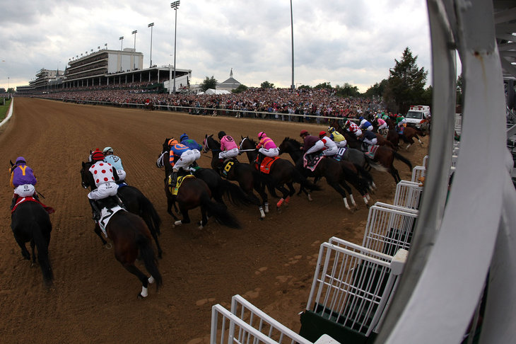 odds and lines kentucky derby futures pool 2