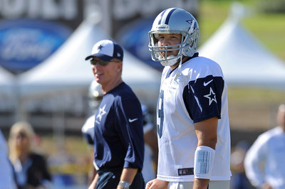 Dallas Cowboys Voluntary Workouts Begin Today - Tony Romo Ready To Go