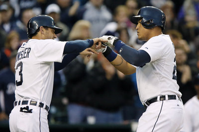 Ian Kinsler delivers knockout punch with 10 pitch at-bat