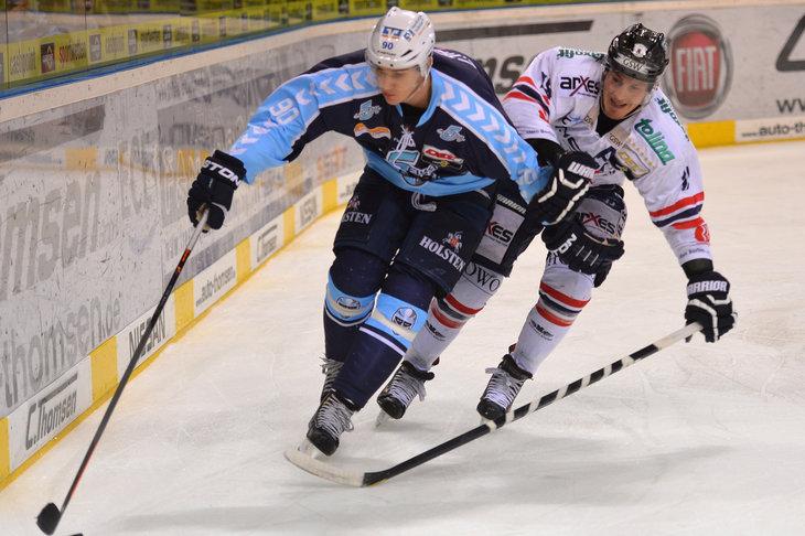 european hockey league