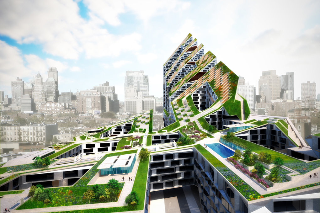 Green architecture essay competition