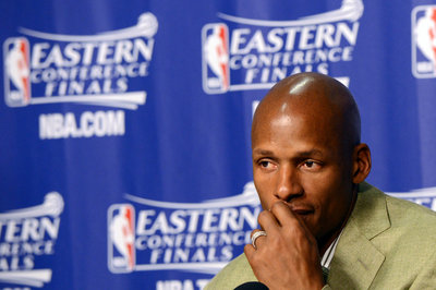 Is this the end for Ray Allen?