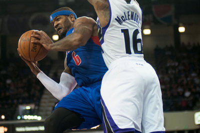 Josh Smith to Sacramento? Pistons, Kings talking, according to report
