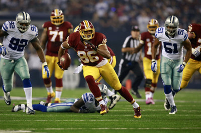 Jordan Reed 'Making The Leap'