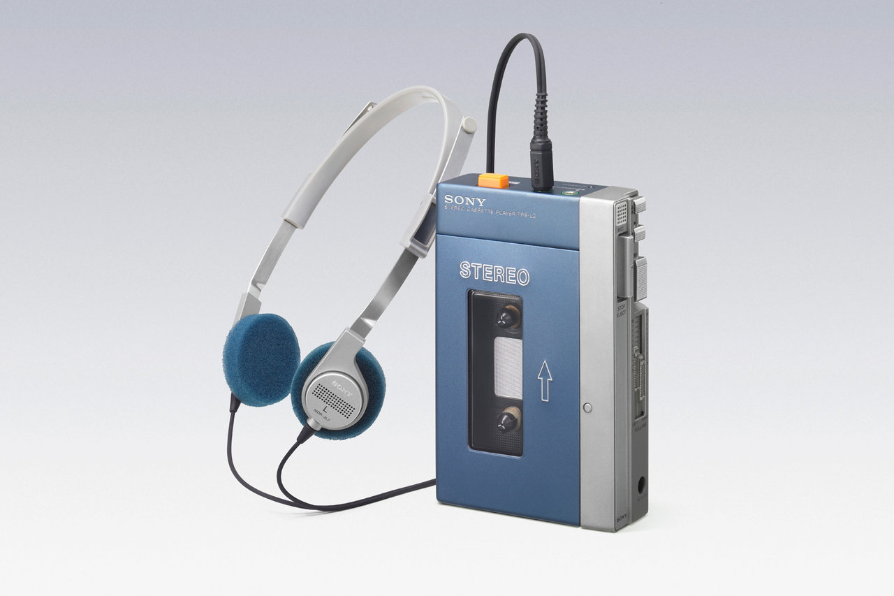 The history of the Walkman: 35 years of iconic music players | eklectica.in