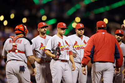 Cardinals at Giants Recap: Giants win first game of series 5-0