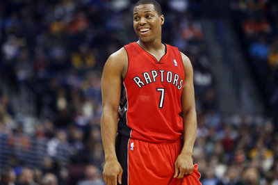 Kyle Lowry Agrees to a 4 Year, 48 Million Dollar Deal to Stay in Toronto