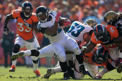 50 best plays of 2013 - No. 36: Maurice Jones-Drew's run vs. Broncos