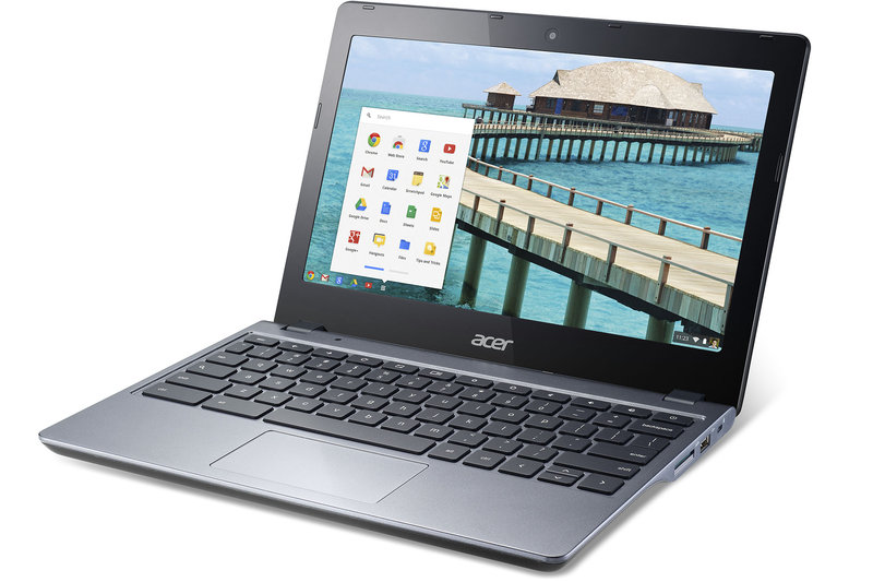 The First Chromebook With a Core i3 Processor is Here