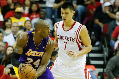 Lakers finalizing trade for Jeremy Lin, Rockets 2015 1st-round draft pick, according to report