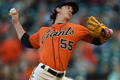 Tim Lincecum dominates again, Giants shut out Diamondbacks