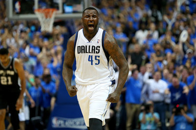 DeJuan Blair deal not yet done, according to report