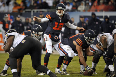 Josh McCown Versus Game Film: Week 11 versus the Baltimore Ravens