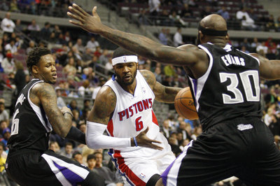 Rumor: Pistons and Kings discussing Josh Smith trade (again)