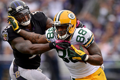 Jermichael Finley may have deal with Green Bay Packers