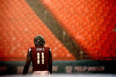 AJC: Julio Jones Received Experimental Stem Cell Procedure On Ankle
