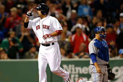 Red Sox vs. Royals: Shane Victorino returns