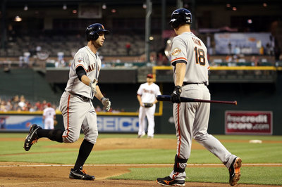 Matt Cain, Brandon Belt placed on disabled list