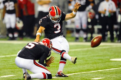Falcons Training Camp Preview: Special Teams