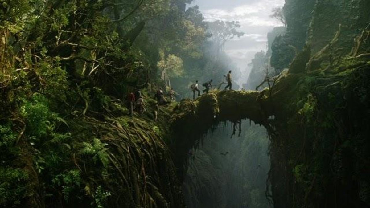 'Skull Island' movie will explore King Kong's monstrous home