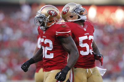 Patrick Willis, NaVorro Bowman remain best buds even through adversity