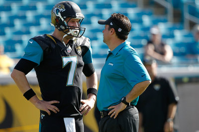 Chad Henne has more freedom in Jaguars offense