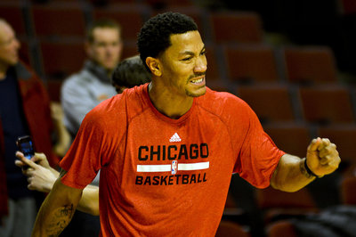 Why Team USA can be so important for Derrick Rose