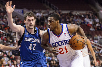 Report: Timberwolves interested in replacing Kevin Love with Thaddeus Young
