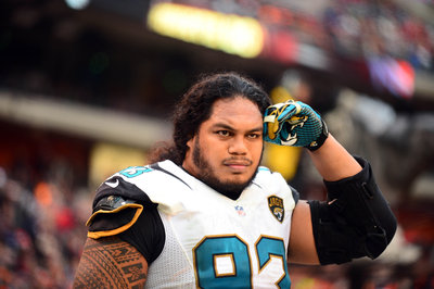 Tyson Alualu consistently playing well in Jaguars training camp