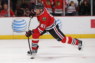 Staff Report Cards : Marian Hossa