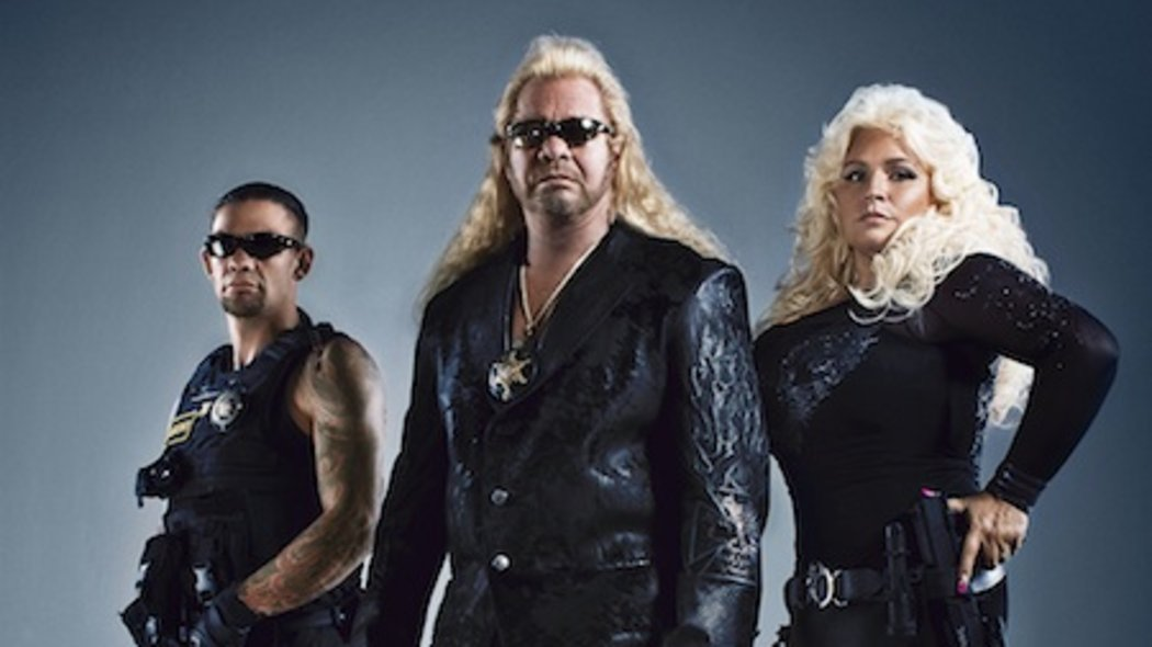 exclusive dog 39 bounty hunter 39 claims he 39 s close to 39 war
