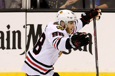 Staff Report Cards : Patrick Kane