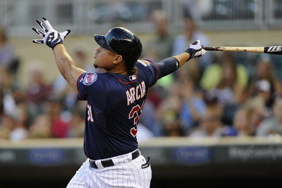 Five-run first wasted as Indians come back to drop Twins, 7-5