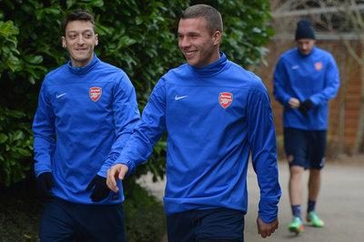 Everton vs. Arsenal team news: Germans in, Arteta out