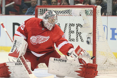 Red Wings Goaltending Analysis: Jimmy Howard and Consistency