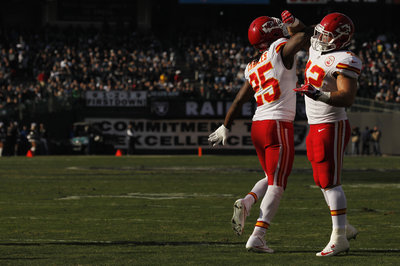 Little for Jamaal Charles to gain if he plays in Kansas City Chiefs preseason finale