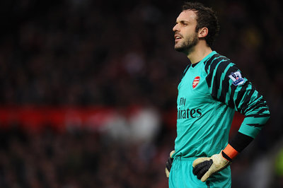 Manuel Almunia forced to retire with heart ailment